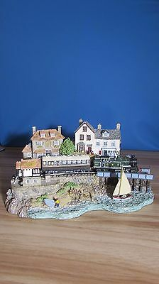 "Danbury Mint   Country Lines Collection   Jane Hart   ""Seaside Special"""