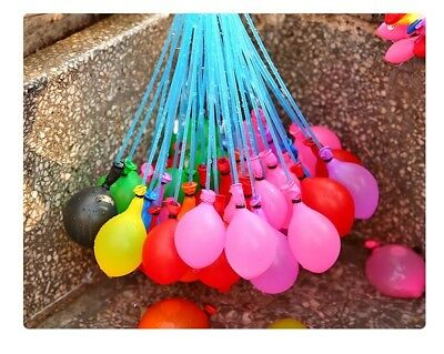 111 balloons minute 3 Packs Magic Balloons Water kids toys Bunch Already tied