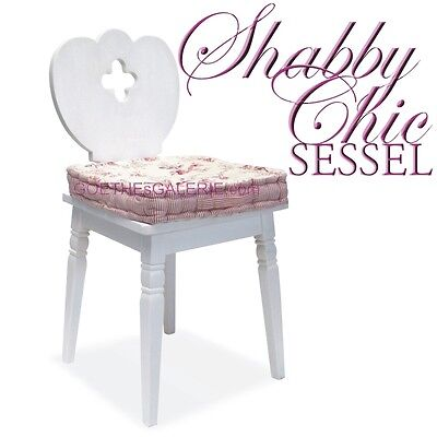 alte sessel stuhl shabby chic eur 15 00 picclick de. Black Bedroom Furniture Sets. Home Design Ideas