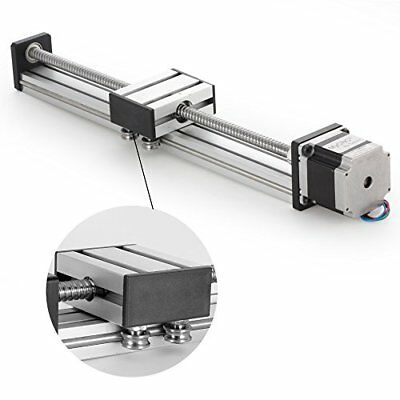 400mm Travel Length Linear Stage Actuator DIY CNC Router Parts X Y Z Linear R...