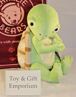 HALF PRICE! Charlie Bears Baby Boutique IGOR Turtle (Brand New Stock!)