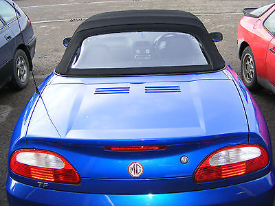 Mgf-Mgtf Window/rear Screen Repair Postal £59
