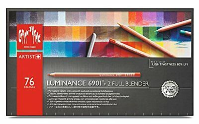 Caran DAche Artist Luminance Pencil Set Set of 76