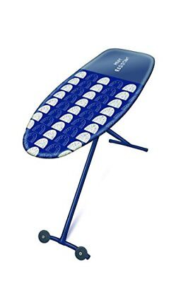 Addis Deluxe Ironing Board Cover, NavyWhite, 135 x 46 cm, Single Unit