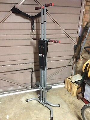 inova Maxi Climber. Brand New. Full Body Workout. Black and Red.