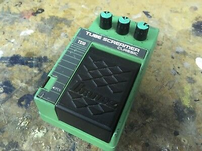 1984 Ibanez Tube Screamer Classic TS10 Guitar Effects Pedal Japan
