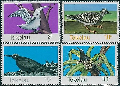 Tokelau 1977 SG57-60 Birds set MNH