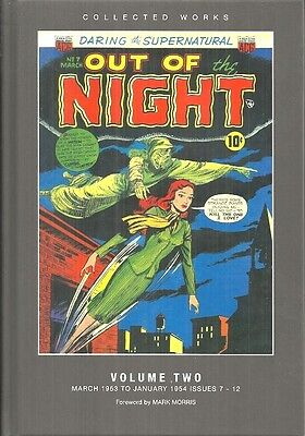 Out Of The Night - Volume 2 - Precode Horror Comics 1953-54 -  Full Color