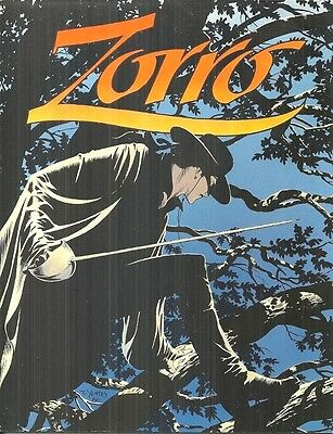 WALT DISNEY - ZORRO Nedaud & Marcello - FULL COLOR ADVENTURES FROM FRANCE!!!