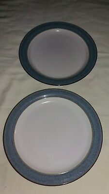 Denby Storm Plum (1Tea Plate )7.75 Inches Last One