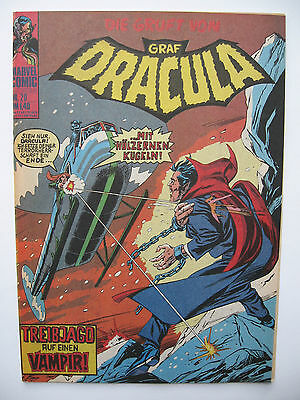 Dracula Nr.20, Williams, Zustand 1-2