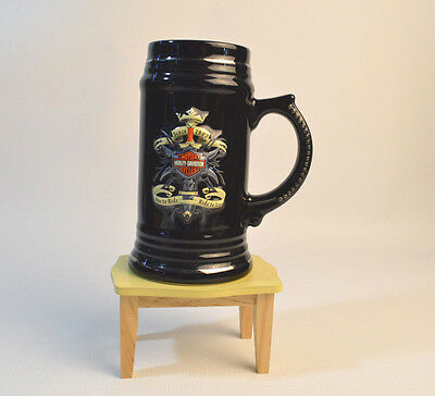 Harley Davidson Motorcycles 2010 Live to Ride - Ride to Live since 1903 Tall Mug