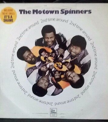 Motown Spinners - 2Nd Time Around - Tamla Motown Records - Soul