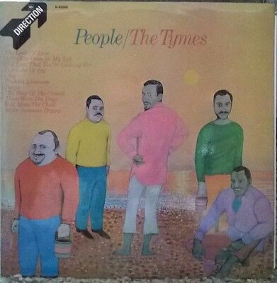 Tymes - People - Direction Records - Soul