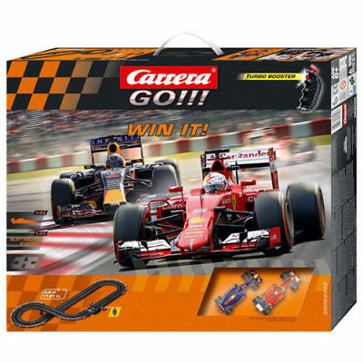 Carrera 62392 - Go Win It Race Track Complete Set NIP
