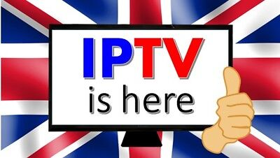 Iptv Subscription 1Month 7200+Channels+Sport+Adult Smart Tv Firestick Mag Pc