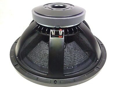 "New ! LASE  LSX 1000 18"" Woofer - 8 Ohm Speaker"