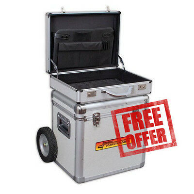 Longacre 72294 Rolling Storage Case for Wireless Scales