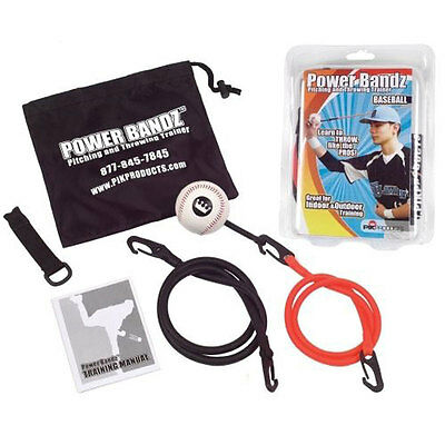 PIK Products Baseball Power Bandz Throwing Arm Trainer