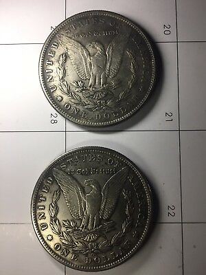 Two Tails Trick Coin, size Of A Half Dollar, looks like sterling but not..zinc??