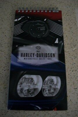 2015 Harley-Davidson  Motorcycle Sales Tool Manual   Part #98629-15