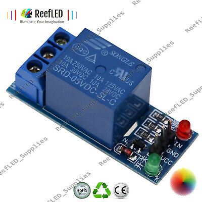 NEW Arduino Low Level Trigger Relay Expansion Board Channel Module 5VDC, 220VAC