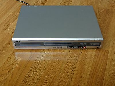 Sony RDR-HX715 HDD DVD Recorder, DVD recorder Not work, Sold As is