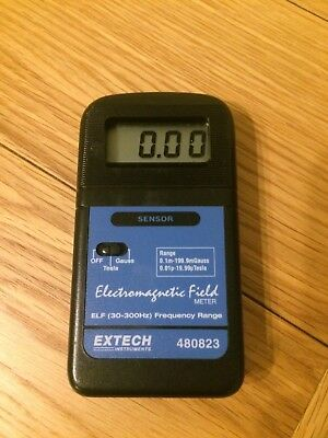 Extech Instruments 480823 Electromagnetic  Field and Low Frequency Meter
