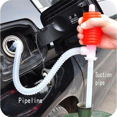 SUPER 2-IN-1 AQUARIUM FISH TANK VACUUM GRAVEL CLEANER VACUUM SIPHON PUMP fuel