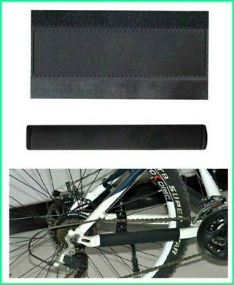 Bicycle Bike Frame Chain Stay Posted Protector Guard Nylon Cover Pad Cycling UK