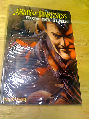 DYNAMITE Army Of Darkness: From The Ashes TP  FREE Ship US