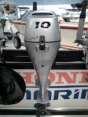 Honda Outboard Engine BF10