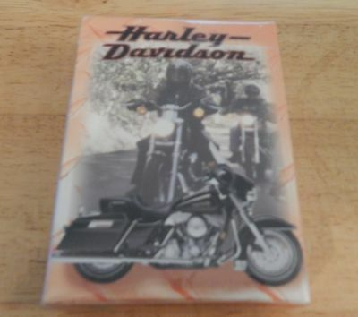 1999 Harley Davidson Playing Cards - Unopened Seal package