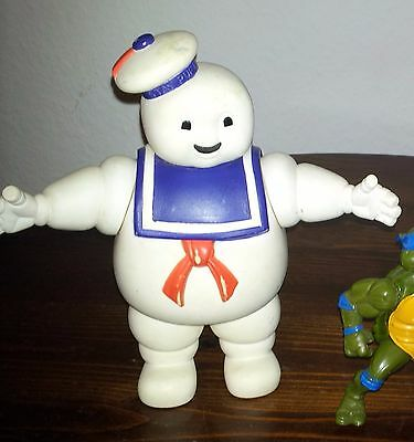 Stay Puft Marshmallow Man Real Ghostbusters Action Figure Columbia Pictures 1984