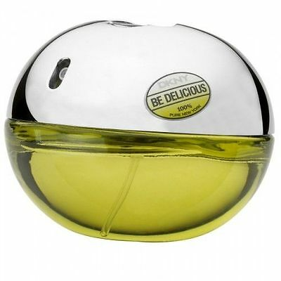 DKNY Be Delicious Donna Karan Women 3.4 OZ 100 ML Eau De Parfum Spray Tst Bottle