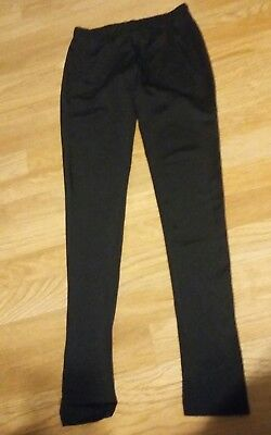 dance pants size SA balera small adult black