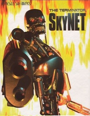 TERMINATOR SKYNET PC GAME +1Clk Windows 10 8 7 Vista XP Install