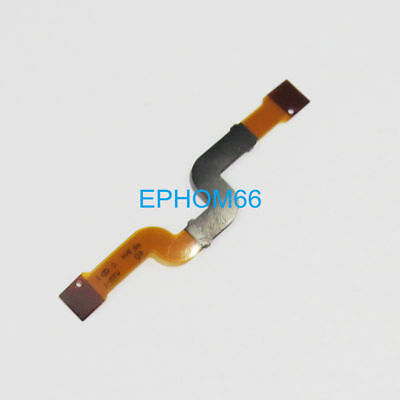 New Shaft Rotating LCD Flex Cable For Olympus TG-850 TG-860 Digital Camera Part