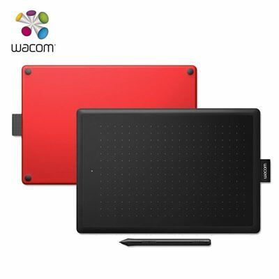 Wacom Bamboo CTL-672 one by Medium Draw Drawing Tablet