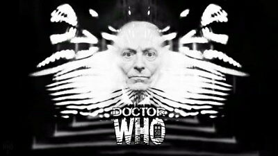 """023 Doctor Who - BBC Space Travel 50th_anniversary Hot TV Show 42""""x24"""" Poster"""