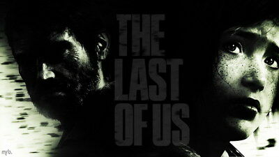 "008 The Last of Us - Zombie Survival Horror Action TV Game 42""x24"" Poster"
