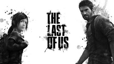 "036 The Last of Us - Zombie Survival Horror Action TV Game 42""x24"" Poster"