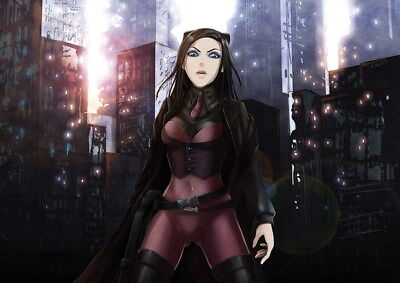 """030 Ergo Proxy - Science Fiction Fight Action Japan Anime 33""""x24"""" Poster"""