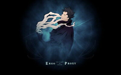 """019 Ergo Proxy - Science Fiction Fight Action Japan Anime 38""""x24"""" Poster"""