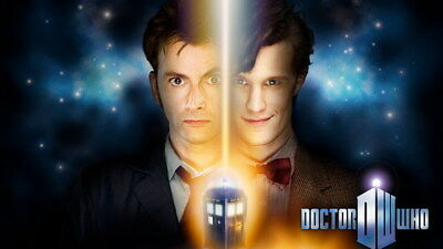 """030 Doctor Who - BBC Space Travel 50th_anniversary Hot TV Show 42""""x24"""" Poster"""