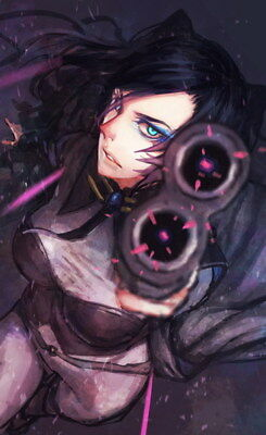 """032 Ergo Proxy - Science Fiction Fight Action Japan Anime 24""""x39"""" Poster"""