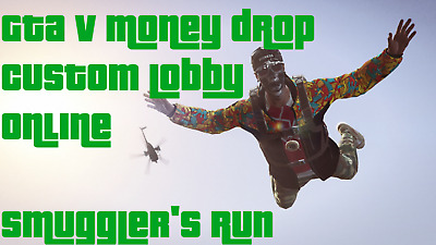 [GTA V] Standard Money Drop Lobby [PC] No Logs Needed
