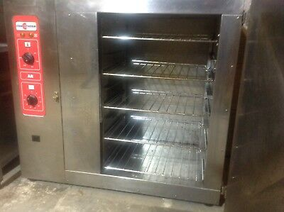 Commercial Convection Oven By Convotherm and Stainless Table