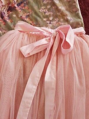 Girls Rock Your Baby Pink Tulle Skirt Size 8