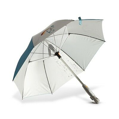 Umbrella with Fan and Water Spray Function